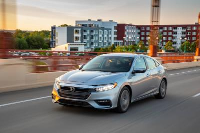2020 Honda Insight Combines Head-Turning Style And Premium Driving Experience With Outstanding Fuel Efficiency