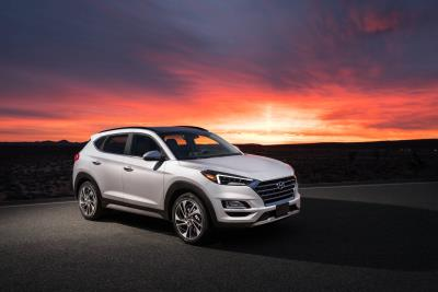 2020 Hyundai Tucson Refreshes Color Palette And Repackages Content For Enhanced Customer Value