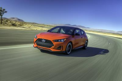 2020 Hyundai Veloster And Veloster Turbo Increase Standard Equipment And Enhance Exterior Design Elements