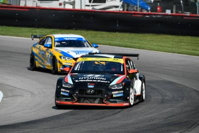 2020 IMSA Michelin Pilot Challenge | Fox Factory 120 At Michelin Raceway Road Atlanta