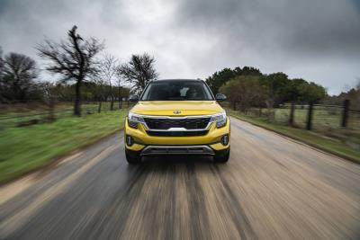 All-New 2021 Kia Seltos Brings Rugged Refinement To Lone Star Landscape