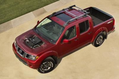 Nissan Announces U.S. Pricing For 2020 Frontier