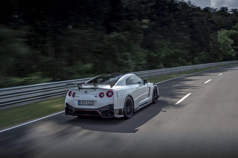 2020 Nissan GT-R Nismo Lands In The UK