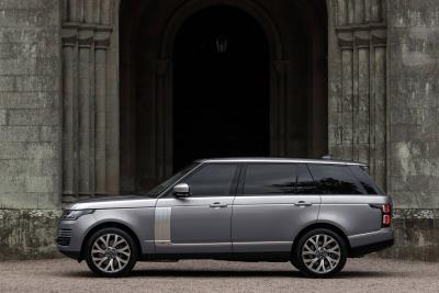 2020 Range Rover Offers Straight-Six Performance And Efficient Mild Hybrid Refinement