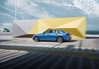 2020 Audi A4: Brand's Bestselling Sedan With Sharpened Design, Enhanced Technology