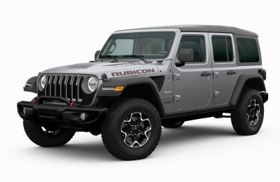 2020 Jeep® Wrangler, Fiat 124 Spider And Chrysler Voyager Win 5-Year Cost To Own Awards From Kelley Blue Book's Kbb.Com