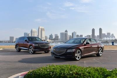 All-New Luxury, All-New Platform - The 2021 Genesis G80 & GV80 - Luxury Begins With The Right Foundation
