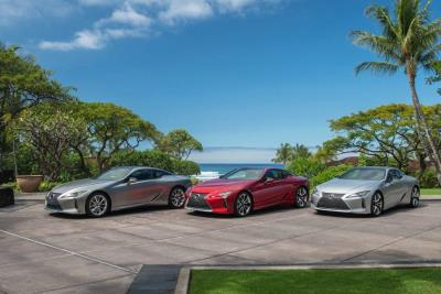 2021 Lexus LC: Luxury Driving Evolved