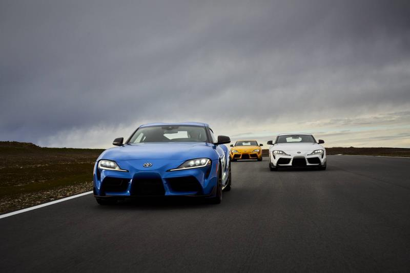 2021 Toyota GR Supra Hits The Streets With More Power, A91 Edition And First-Ever Four-Cylinder Turbo Model