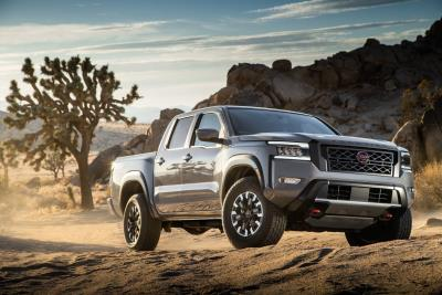 All-new 2022 Nissan Frontier and all-new 2022 Pathfinder complete Nissan NEXT promise of 10 new models in 20 months