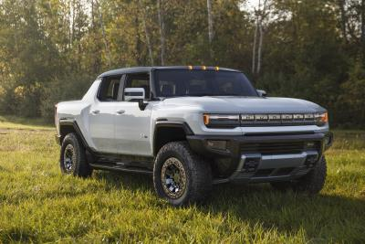 2022 GMC Hummer EV Debuts As 'Edition 1'