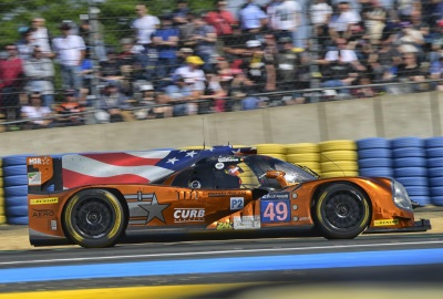 24 HOURS OF LE MANS RACE REPORT