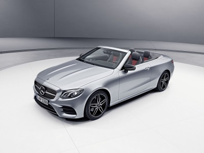 48 V Technology For The E-Class Coupé And Cabriolet: New Engine, Additional Models And Even More Equipment