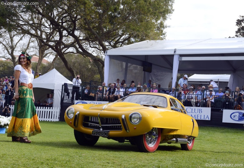 Amelia Island Concours Best In Show Conceptcarzcom - Amelia island car show