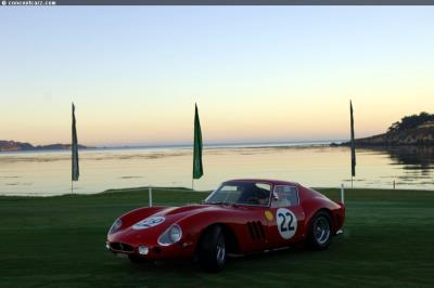 Heveningham Hall Concours Announces Early Entries Including Nick Mason's Ferrari 250GTO & Maserati T61 Birdcage