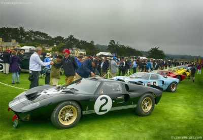 Le Mans-winning GT40 earns 'Restoration of the Year' award
