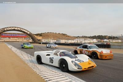 Fast-Track To Monterey: RM Sotheby's announces Porsche 908 Works 'Short-Tail' As Early Star Entrant For Flagship Sale