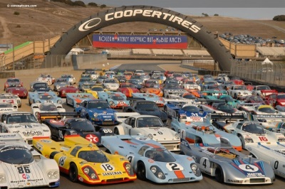 Racing Classes And Entry Requests For Rennsport Reunion VI