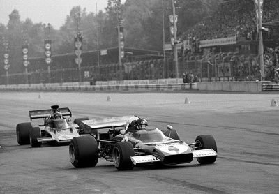 1972 Italian Grand Prix: Youth Beats Experience