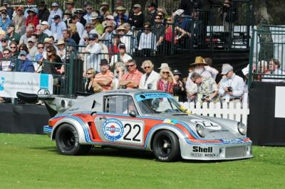 Three Historic Turbocharged Competition Porsches Race to Gooding & Company's Amelia Island Auction