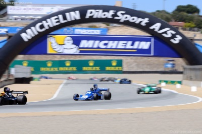 Mille Miglia to Formula 1 - The Cars are the Starsat Rolex Monterey Motorsports Reunion