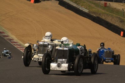 90 Years Of MG Showcased At Silverstone For MGLive!