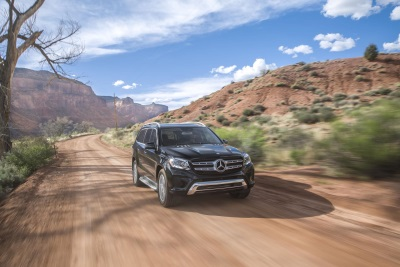 MERCEDES-BENZ GLS450 NAMED TO CAR AND DRIVER '10BEST TRUCKS AND SUVS' LIST