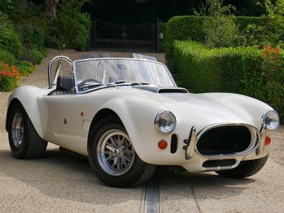 Another Reborn AC Cobra Due For Sales Launch In Britain