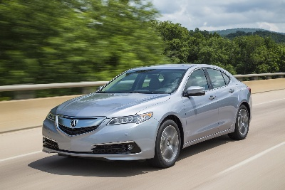 NEW ACURA AND HONDA PRODUCTS FUEL SURGE IN SEPTEMBER AUTOMOBILE SALES