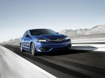 Acura Brand And ILX Sedan Top Kelley Blue Book's 5-Year Cost To Own Awards