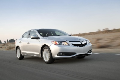 2014 Acura ILX Hybrid Adds To Acura Luxury Gateway Sedan Offerings