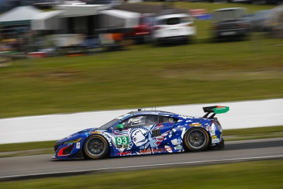 Podium Finish For Acura, Lally & Legge At Canadian Tire Motorsports Park