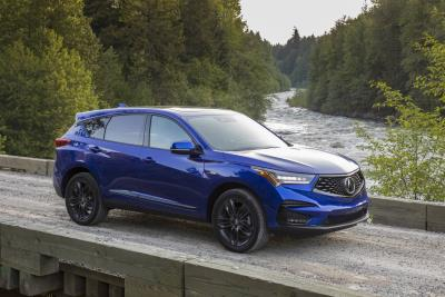 Acura MDX And RDX Take Two Of Top 10 Spots In Cars.Com 2019 American-Made Index