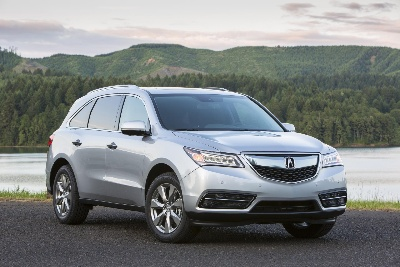 US NEWS WORLD REPORT NAMES ACURA MDX BEST LUXURY ROW SUV - Best tires for acura mdx