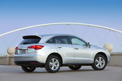 2014 ACURA MDX AND RDX SELECTED AS EDMUNDS.COM TOP RATED VEHICLES