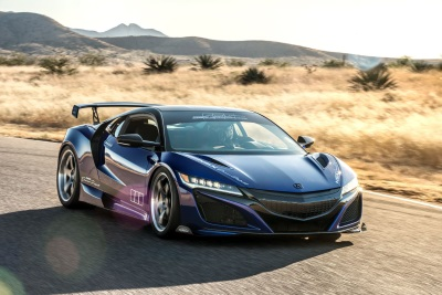 Second-Generation NSX 'Dream Project' By Scienceofspeed To Debut At SEMA