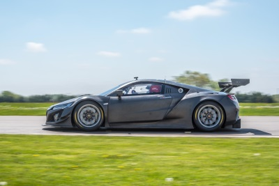 Race-Winning Acura NSX GT3 Offered For Sale Globally