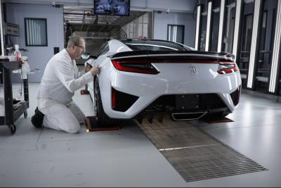 Acura Provides All Access Look Into The Performance Manufacturing Center (PMC)