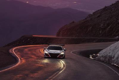 Acura Engineers Field Four Homegrown Entries At Pikes Peak; Pro Peter Cunningham Challenges The Pack