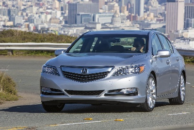 2016 ACURA RLX ADDS ACURAWATCH™ AND OTHER ENHANCEMENTS TO ELEVATE PREMIUM SOPHISTICATION AND VALUE
