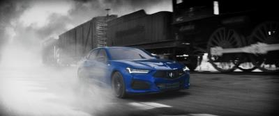 Action Speaks Louder Than Words As Next-Gen Acura TLX Makes Television Debut In New Campaign