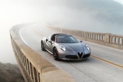 Alfa Romeo 4C and 4C Spider Add More Personalization Options for 2016, Further Amplifying the Groundbreaking Theme of Advanced Technology, Race-inspired Performance and Seductive Italian Style