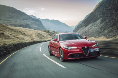 Alfa Romeo Giulia Takes The Double At The Irish Car Of The Year Awards 2018