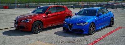 Alfa Romeo's Quadrifoglio Lineup Takes Home Top Performance Awards From Texas Auto Writers Association