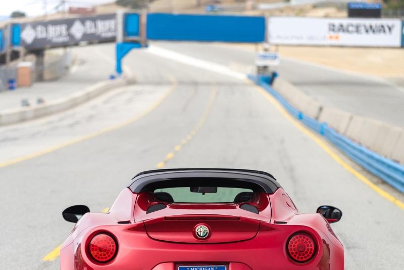 ALL-NEW 2015 ALFA ROMEO 4C SPIDER PRICING ANNOUNCED