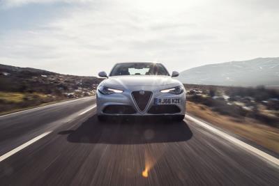 Alfa Romeo Giulia Takes Gold At Auto Express Driver Power Awards 2018