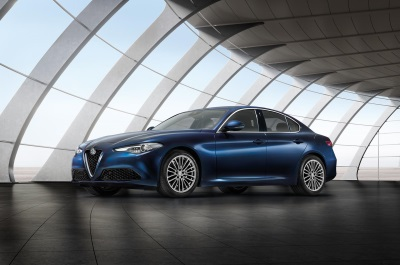 ALFA ROMEO DEBUTS THE 2017 ALFA ROMEO GIULIA LINEUP AT THE NEW YORK INTERNATIONAL AUTO SHOW