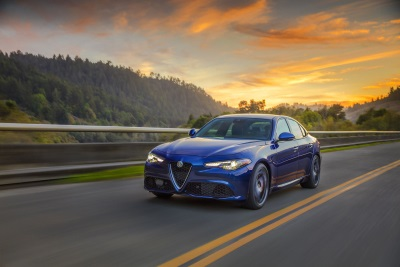 Alfa Romeo Giulia Named Motor Trend's 2018 Car Of The Year
