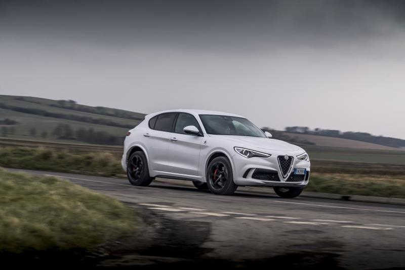 Alfa Romeo Stelvio Quadrifoglio Uk Pricing And Specification Announced