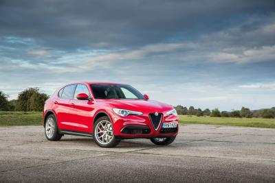 Alfa Romeo Stelvio Scoops First UK Industry Award